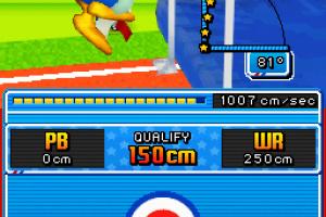 New International Track and Field Screenshot