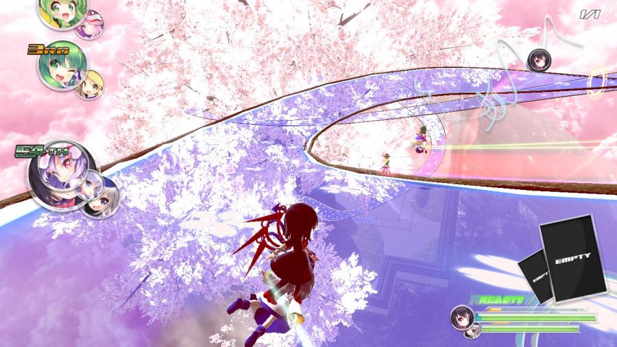 Gensou SkyDrift Review - Screenshot 1 of 4