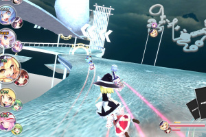 Gensou SkyDrift Screenshot