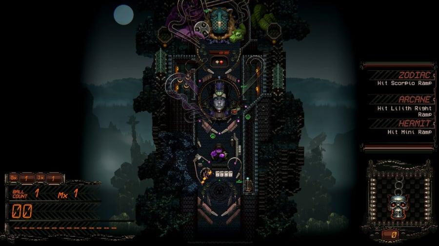 Demon's Tilt Review - Screenshot 4 of 6