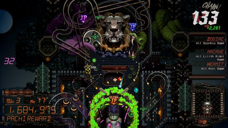 Demon's Tilt Review - Screenshot 2 of 6