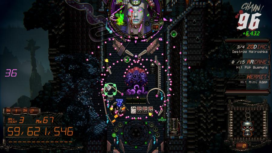 Demon's Tilt Review - Screenshot 1 of 6