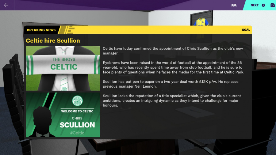 Football Manager 2020 Touch Review - Screenshot 5 of 5