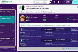 Football Manager 2020 Touch Screenshot