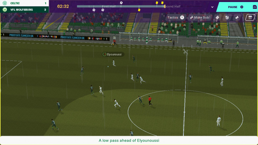 Football Manager 2020 Touch Review - Screenshot 2 of 5