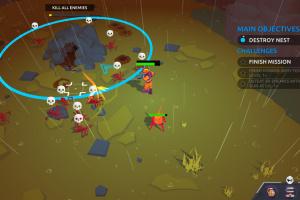 Space Pioneer Screenshot