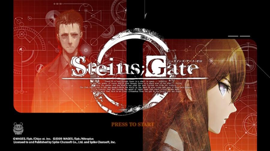 STEINS;GATE 0 Review - Screenshot 1 of 6