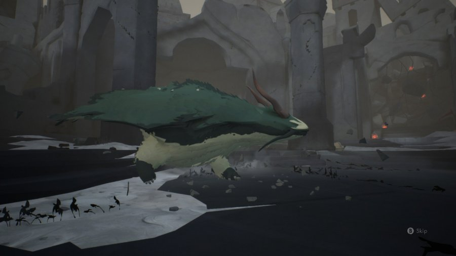 Ashen Review - Screenshot 2 of 5