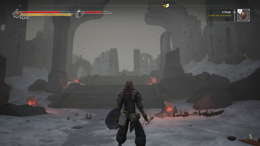 Ashen Review - Screenshot 4 of 5