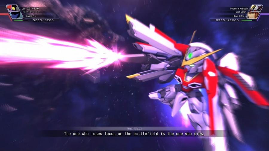 SD Gundam G Generation Cross Rays Review - Screenshot 4 of 6