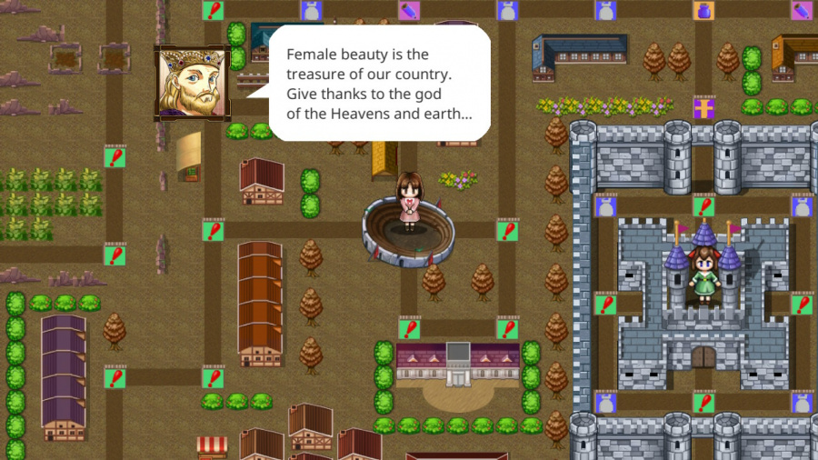Princess Maker Go!Go! Princess Review - Screenshot 1 of 3