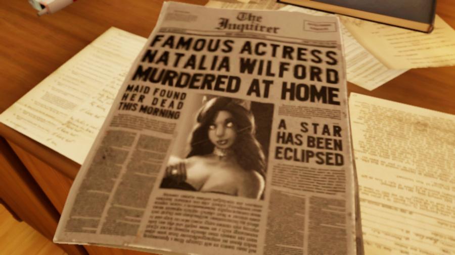 Blacksad: Under the Skin Review - Screenshot 3 of 3