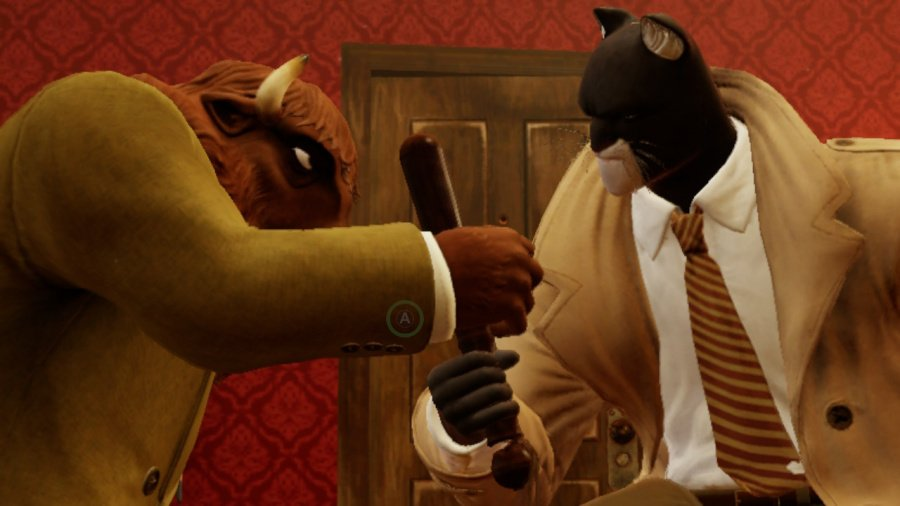 Blacksad: Under the Skin Review - Screenshot 2 of 3