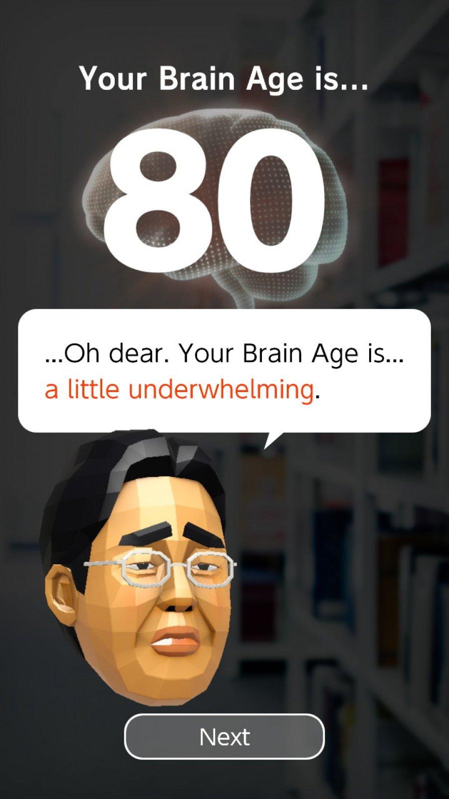 Dr Kawashima's Brain Training for Nintendo Switch Review - Screenshot 1 of 5