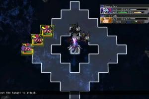 SD Gundam G Generation Cross Rays Screenshot