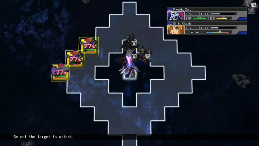 SD Gundam G Generation Cross Rays Review - Screenshot 2 of 6
