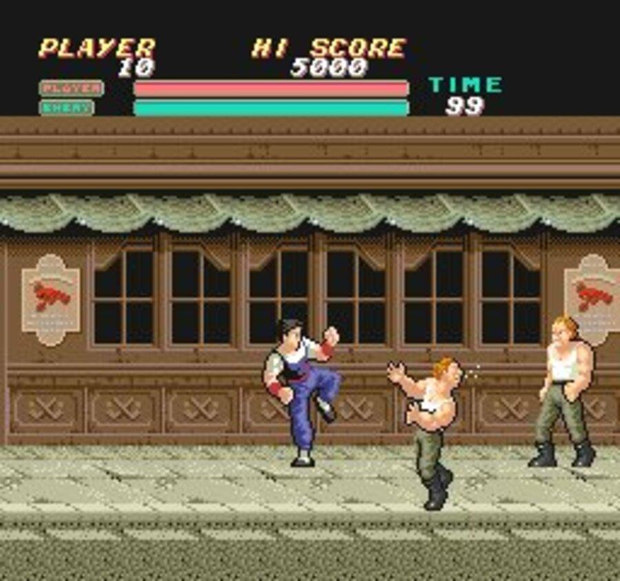 Vigilante Screenshot