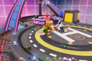 Drunk-Fu: Wasted Masters Screenshot