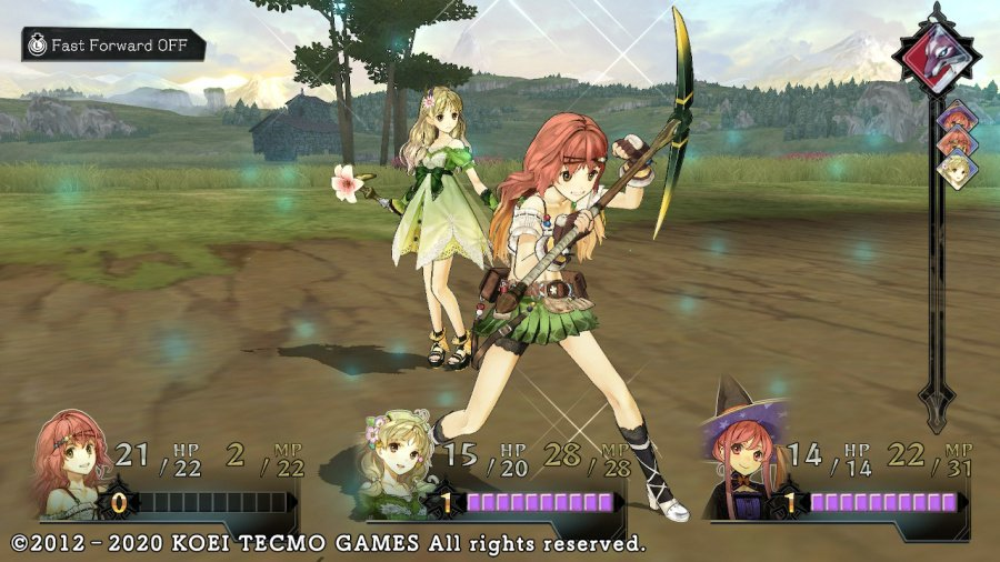 Atelier Ayesha: The Alchemist of Dusk DX Review - Screenshot 5 of 6