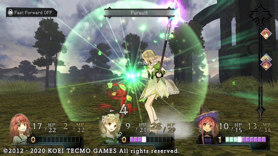 Atelier Ayesha: The Alchemist of Dusk DX Review - Screenshot 1 of 5