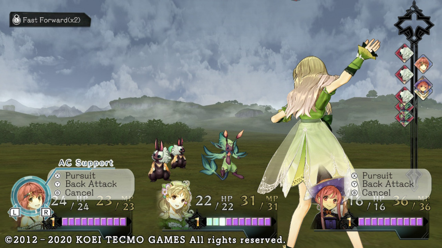 Atelier Ayesha: The Alchemist of Dusk DX Review - Screenshot 1 of 6