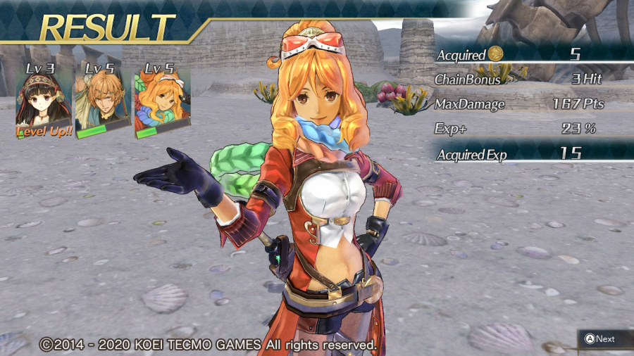 Atelier Shallie: Alchemists of the Dusk Sea DX Review - Screenshot 2 of 5