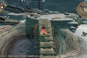 Atelier Shallie: Alchemists of the Dusk Sea DX Screenshot