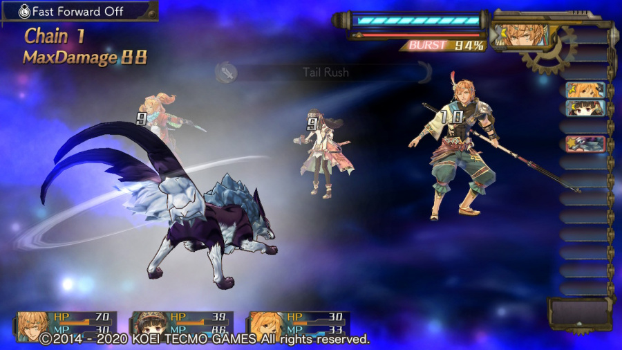 Atelier Shallie: Alchemists of the Dusk Sea DX Review - Screenshot 5 of 5