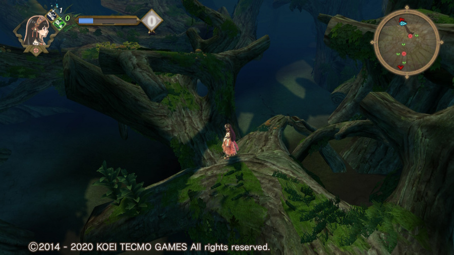 Atelier Shallie: Alchemists of the Dusk Sea DX Review - Screenshot 1 of 5