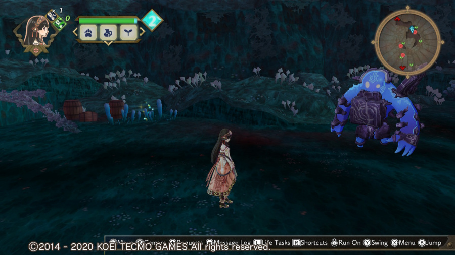 Atelier Shallie: Alchemists of the Dusk Sea DX Review - Screenshot 3 of 5