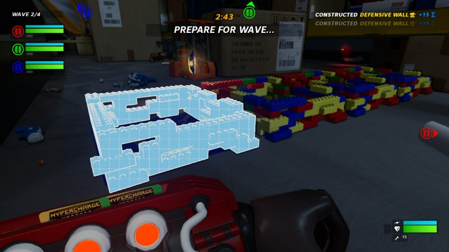 HYPERCHARGE: Unboxed Review - Screenshot 4 of 4