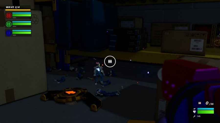HYPERCHARGE: Unboxed Review - Screenshot 1 of 4