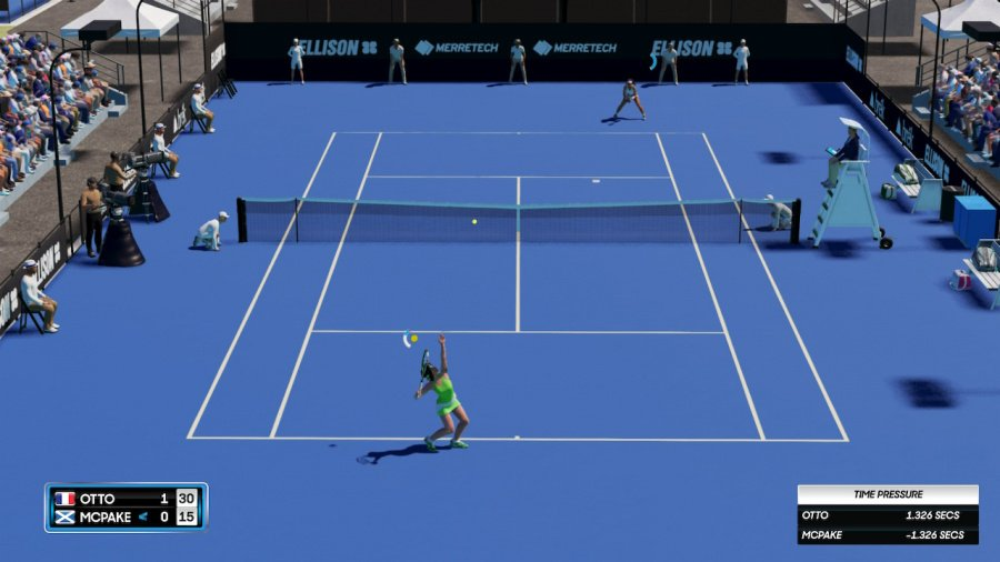 AO Tennis 2 Review - Screenshot 4 of 7