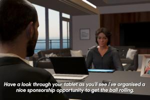 AO Tennis 2 Screenshot