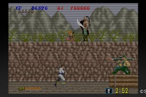 SEGA AGES Shinobi Screenshot