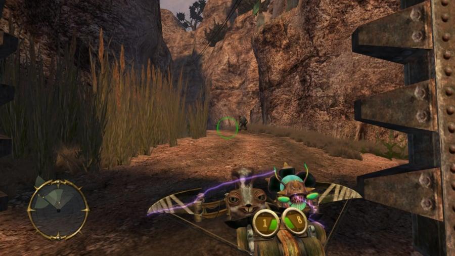 Oddworld: Stranger's Wrath Review - Screenshot 7 of 7