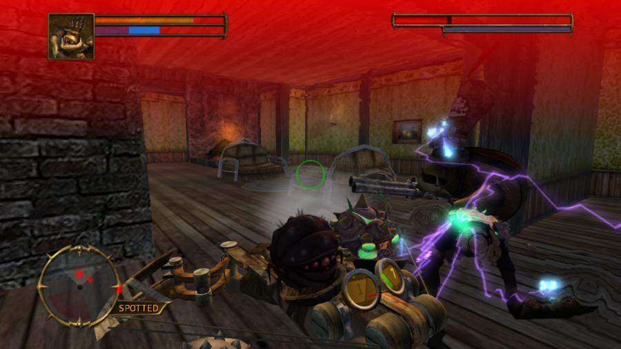 Oddworld: Stranger's Wrath Review - Screenshot 1 of 7