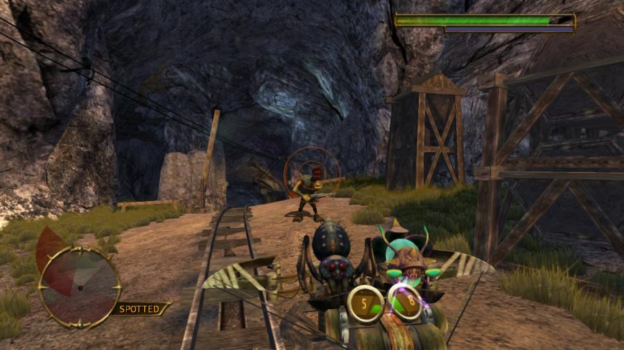 Oddworld: Stranger's Wrath Review - Screenshot 3 of 7