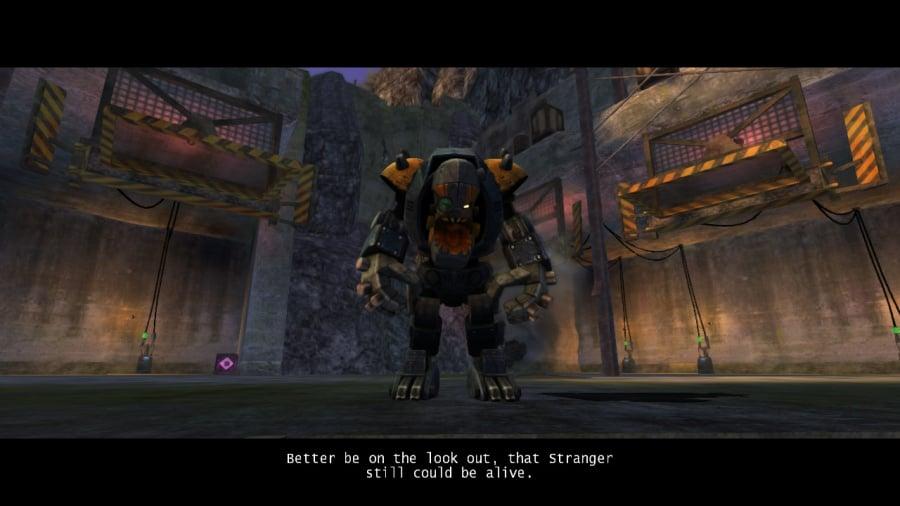 Oddworld: Stranger's Wrath Review - Screenshot 2 of 7