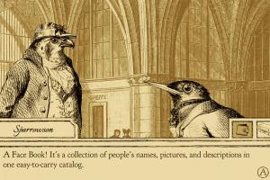 Aviary Attorney: Definitive Edition Screenshot