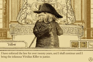 Aviary Attorney: Definitive Edition Screenshot