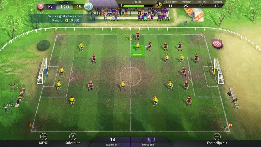 Soccer, Tactics & Glory Review - Screenshot 6 of 6