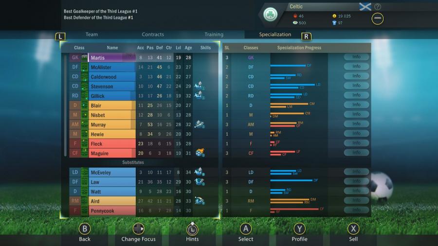 Soccer, Tactics & Glory Review - Screenshot 3 of 6