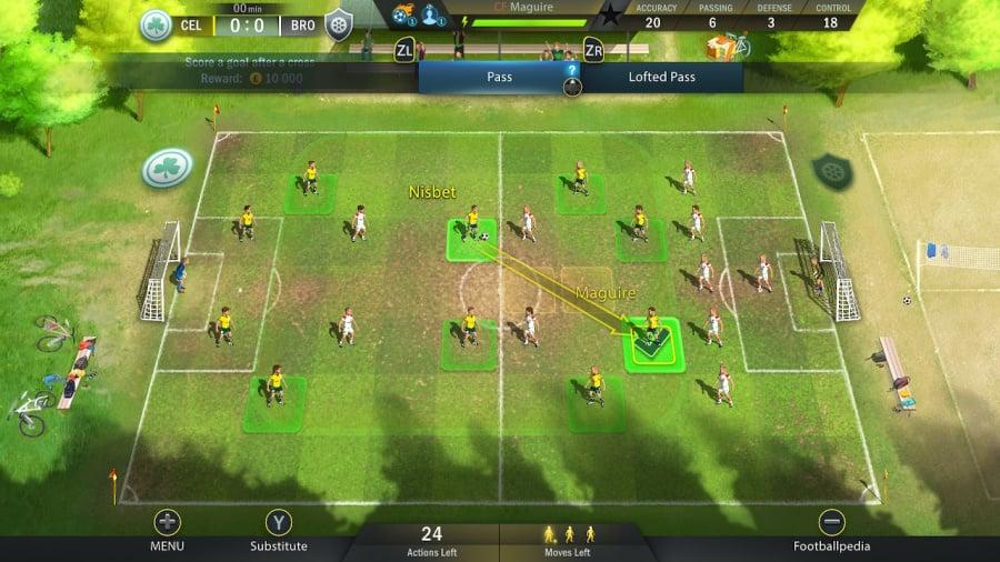 Soccer, Tactics & Glory Review - Screenshot 2 of 6