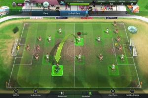 Soccer, Tactics & Glory Screenshot