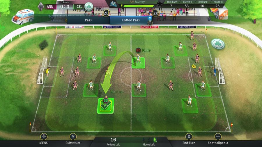 Soccer, Tactics & Glory Review - Screenshot 4 of 6