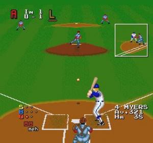 World Class Baseball Review - Screenshot 1 of 2