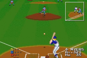 World Class Baseball Screenshot