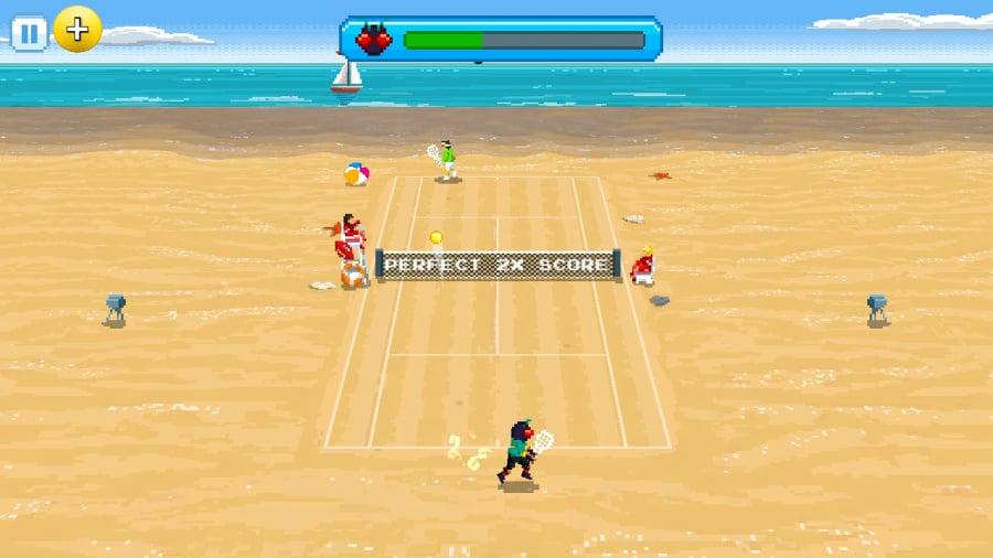 Super Tennis Review - Screenshot 1 of 10