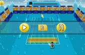 Super Tennis Review - Screenshot 3 of 10
